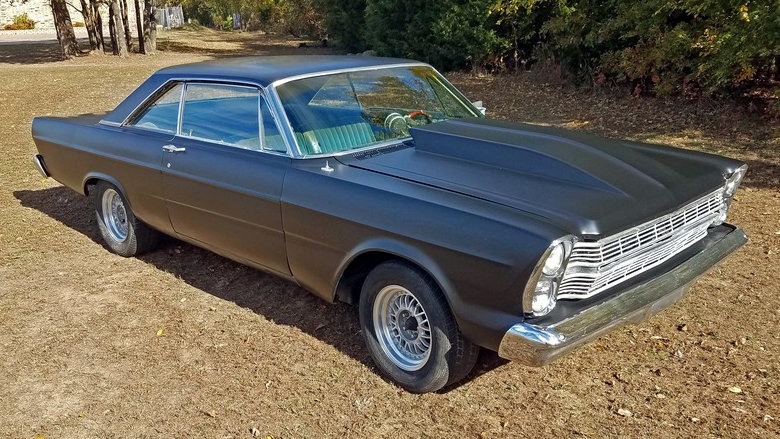 bf exclusive 1965 ford galaxie 500. Cars Review. Best American Auto & Cars Review