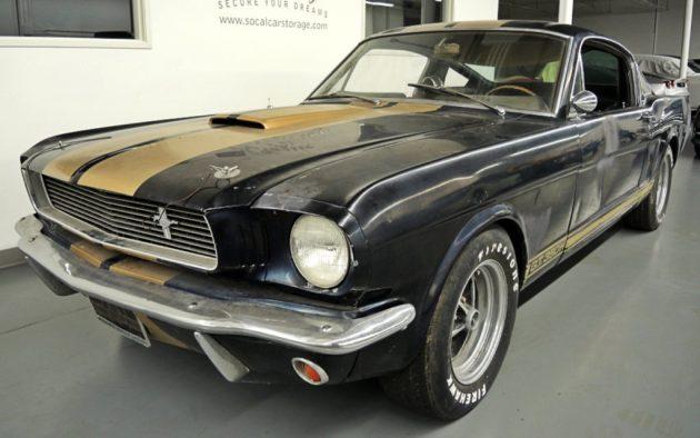 BF Exclusive: 1966 Mustang Shelby GT350 Hertz