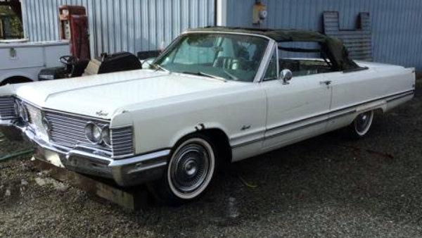 Chrysler imperial for sale craigslist