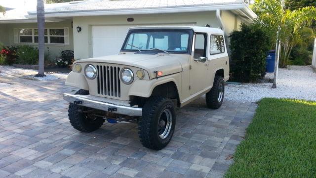3 500 Commando 1973 Jeep Commando