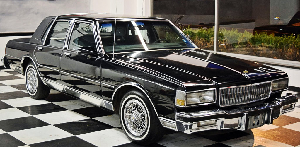BF Exclusive: 1987 Chevrolet Caprice Classic