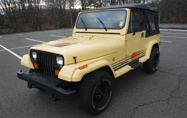 Never This Nice: Jeep Wrangler Islander Edition