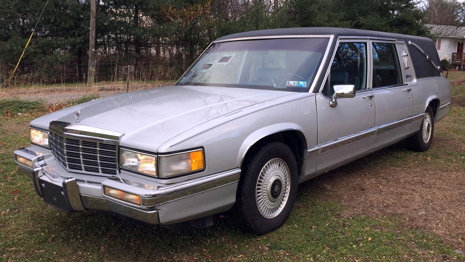 Oil Issues: 1992 Cadillac Fleetwood Hearse