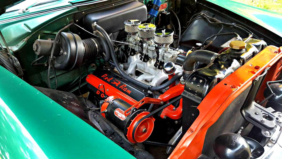 Mister Grinch: 1953 Dodge Coronet
