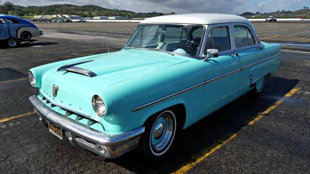 Fast 8 Movie Extra? 1953 Mercury Monterey
