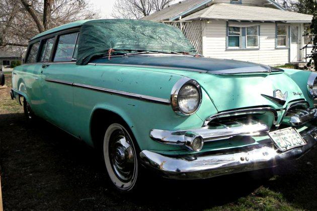 2 Door Survivor: 1955 Dodge Coronet Suburban
