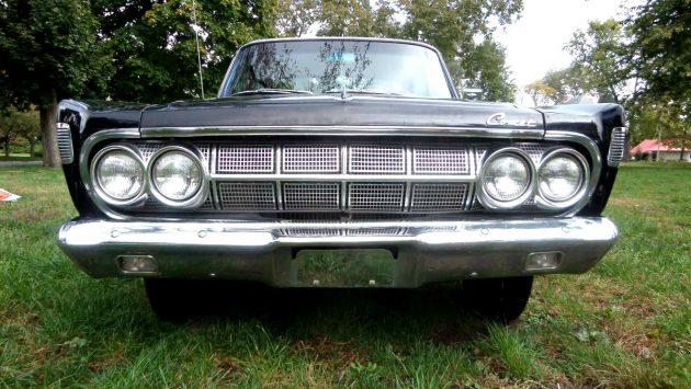 Low Mile Survivor: 1964 Mercury Comet 404