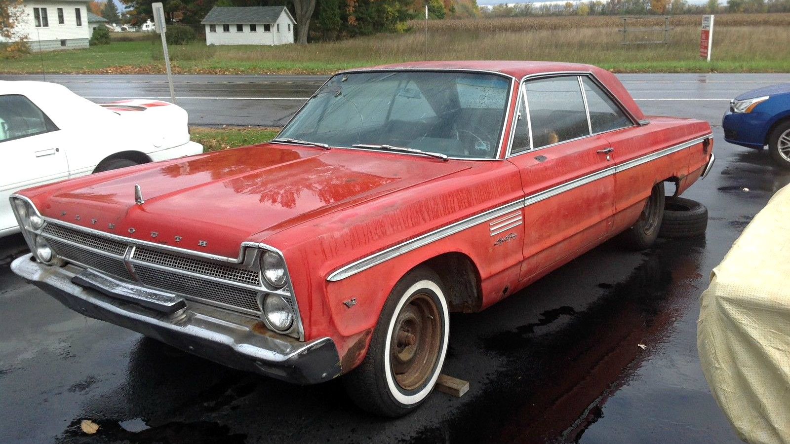 A Good Kind Of Wedge-y: 1965 Plymouth Sport Fury