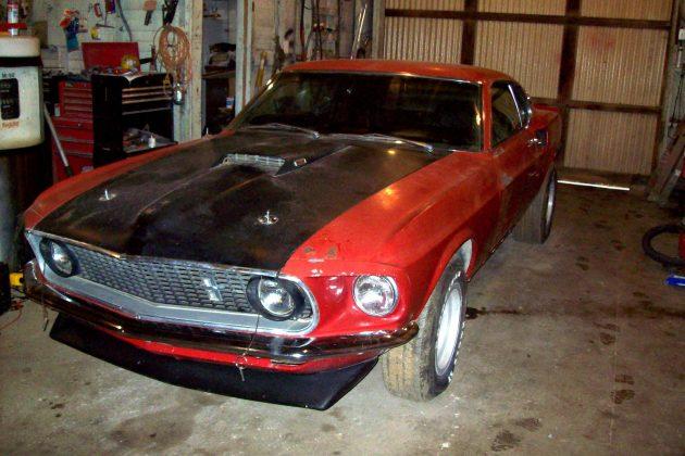 Fast Pony Survivor: 1969 Ford Mustang Mach 1