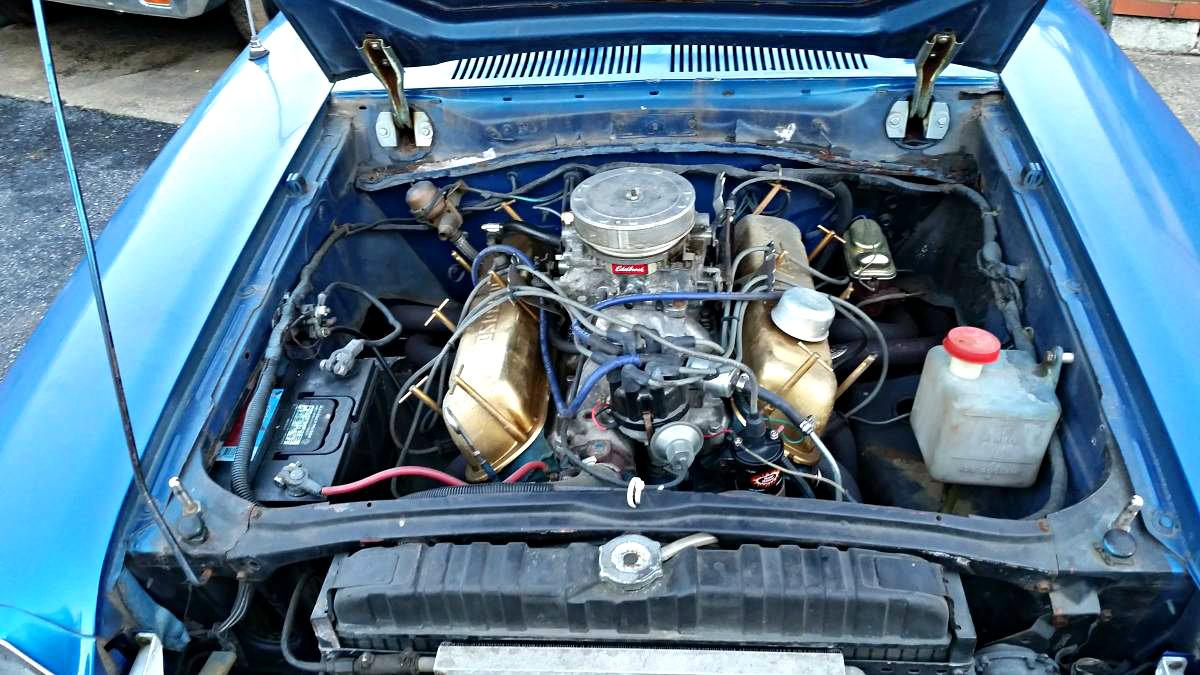 Life-size Poison Pinto: 1973 Pinto Wagon