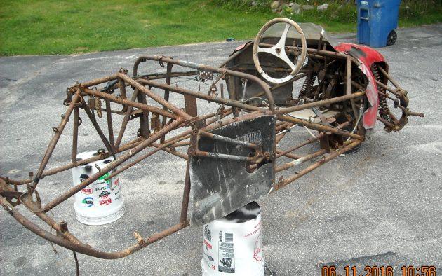 Formula Libre Rear Chassis