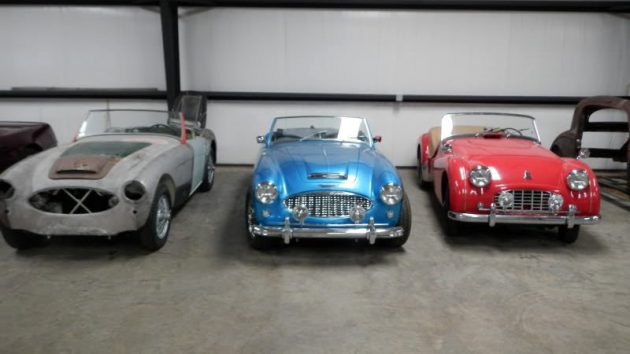Have A Healey, Or Two, Or Three?
