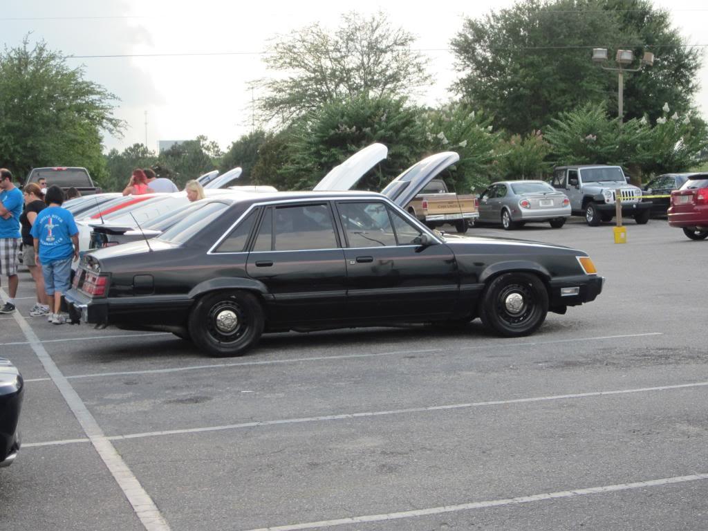 Police Package 1985 Ford Ltd Ssp
