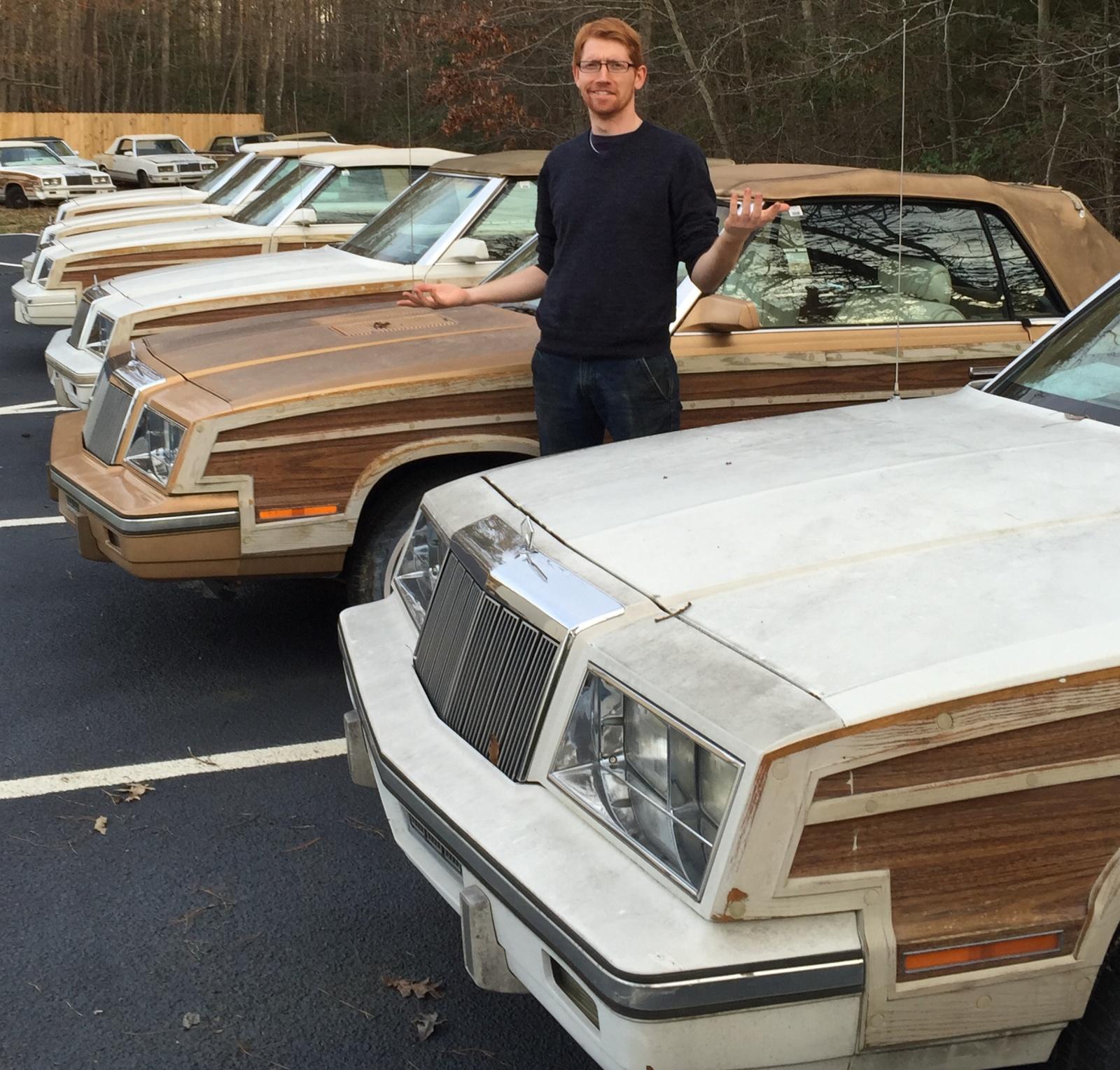 LeBaron Farm: 22 Chrysler LeBarons For Sale