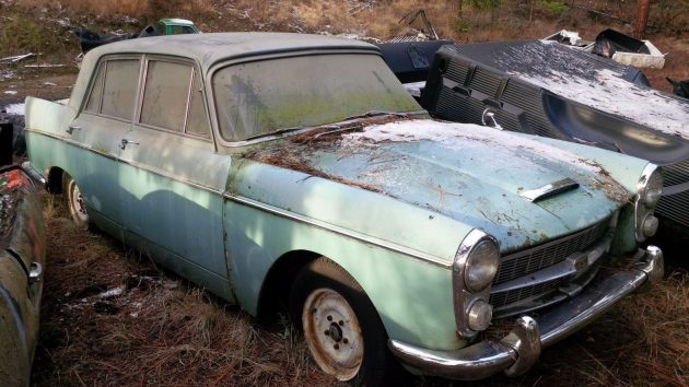 Save This Car: $400 1960 Austin Westminster