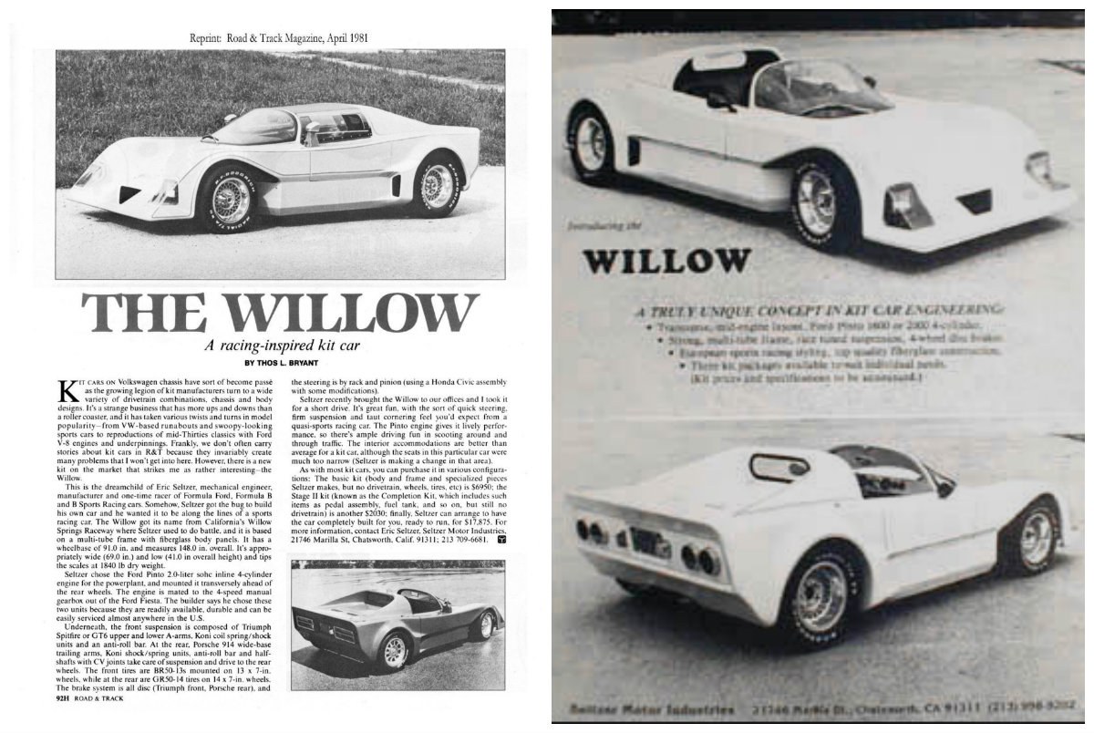Want A Vintage Sports Car Company For Christmas?