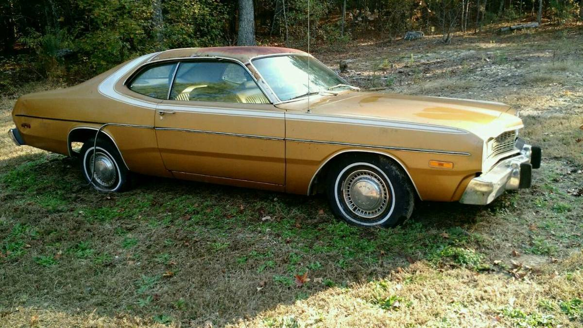 Wouldn T Take Much 1974 Dodge Dart After 27 Years