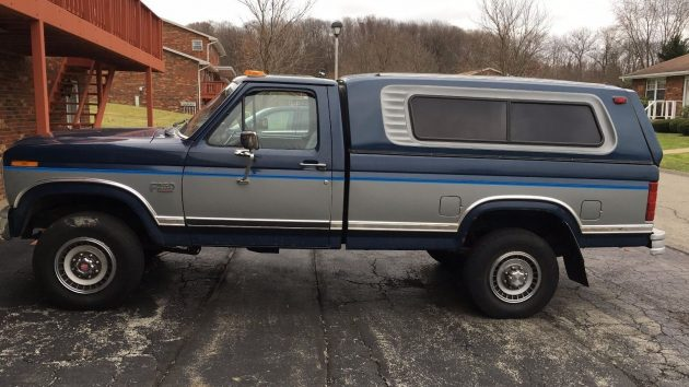 24,000 Miles: 1986 Ford F-250