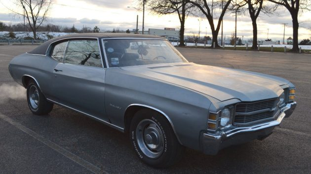 39,000 Miles? 1971 Chevrolet Malibu