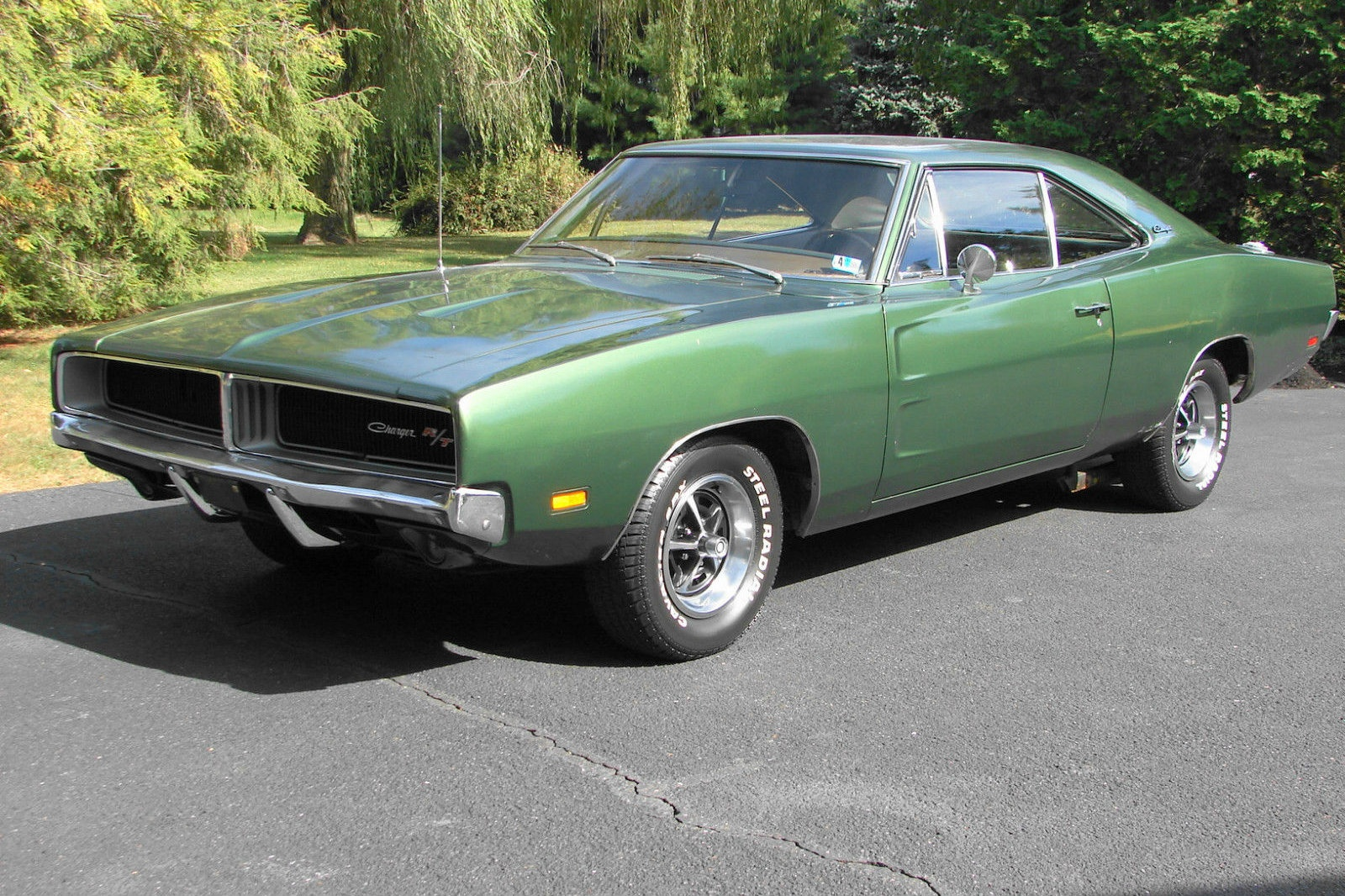 Dodge Charger List >> Rescued! 1969 Charger 440 4-Speed