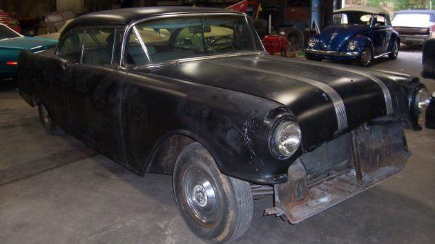 Garage Find: 1955 Pontiac Star Chief