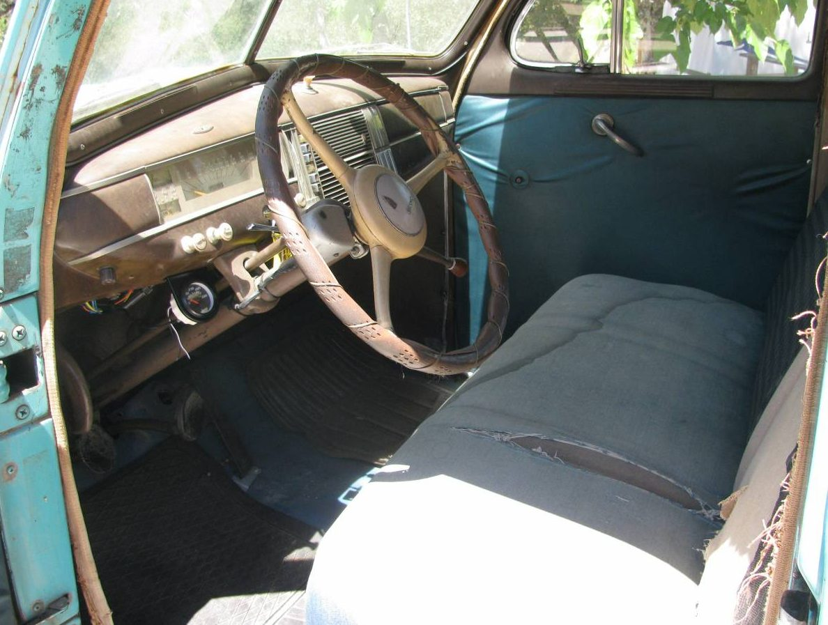Cheap Driver 1941 Plymouth 4 Door Sedan Special Deluxe This Listed On Craigslist For 6800 Could Be The One It Appears To Completely Original Except Perhaps Color