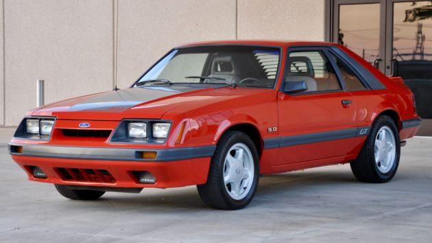 Fabulous Fox Body! 13K Mile 1986 Mustang GT