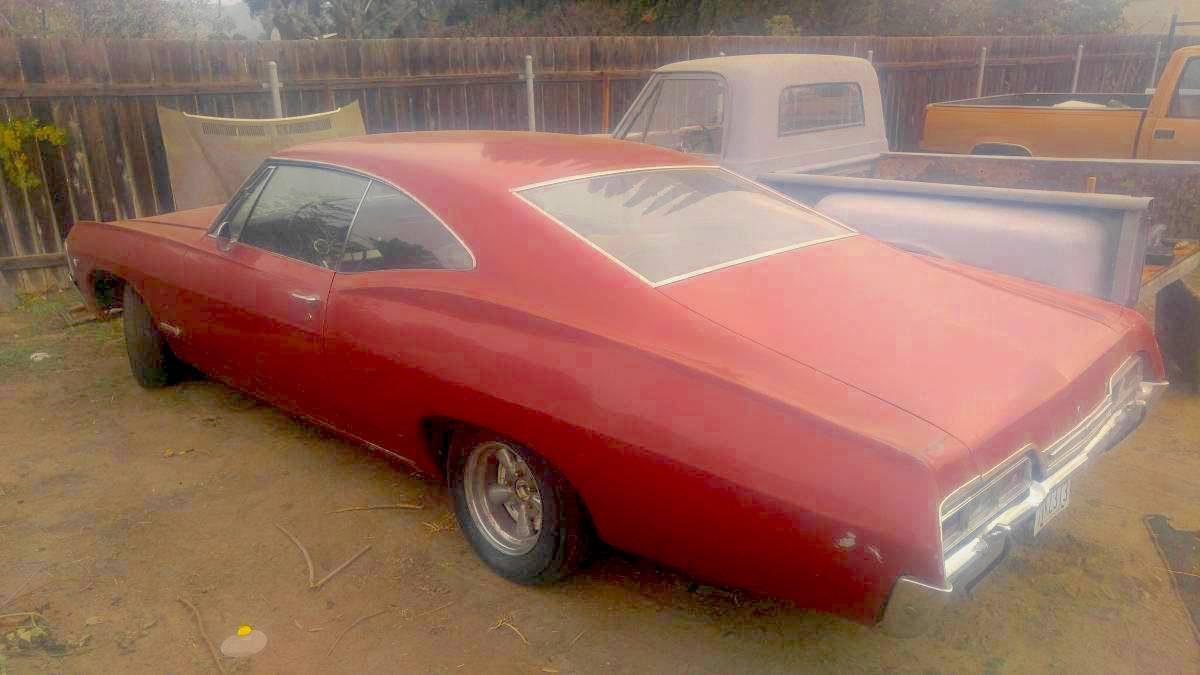 Craigslist Chevy Impala California Autos Post