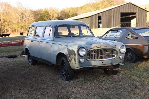 Swap Time? 1960 Peugeot 403 Estate