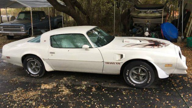 40,437 Miles? 1977 Pontiac Trans Am
