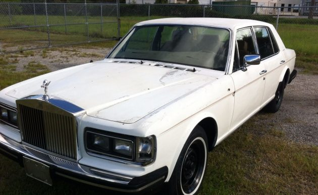Double Your Money! 1981 Rolls-Royce Silver Spirit