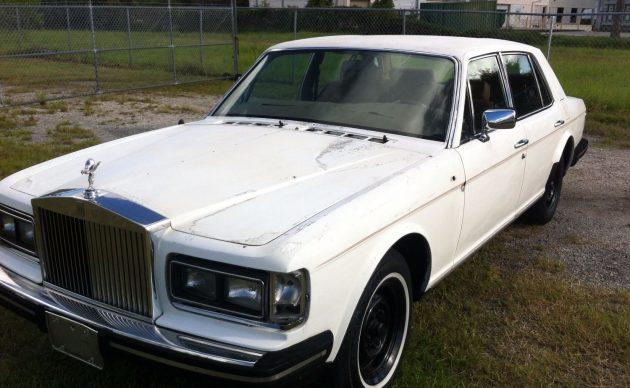 Double Your Money! 1981 Rolls-Royce Silver Spirit