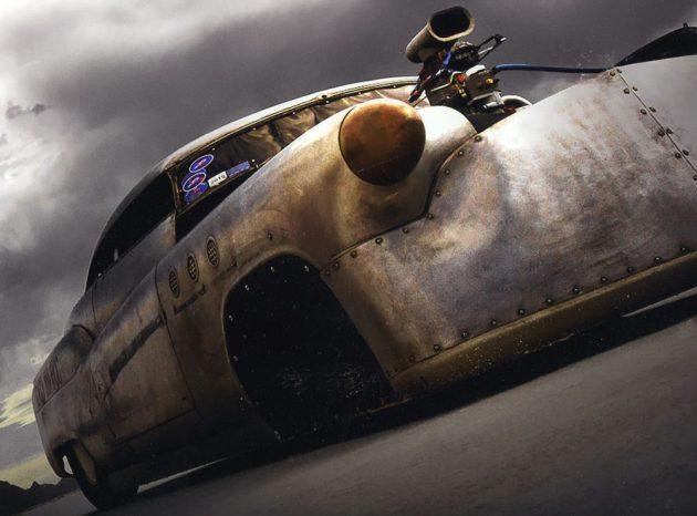 Bombshell Betty: World's Fastest 1952 Buick