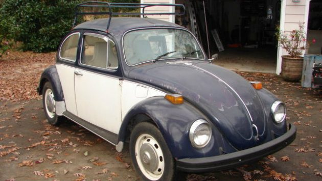 Do Your Thing! 1970 VW Beetle