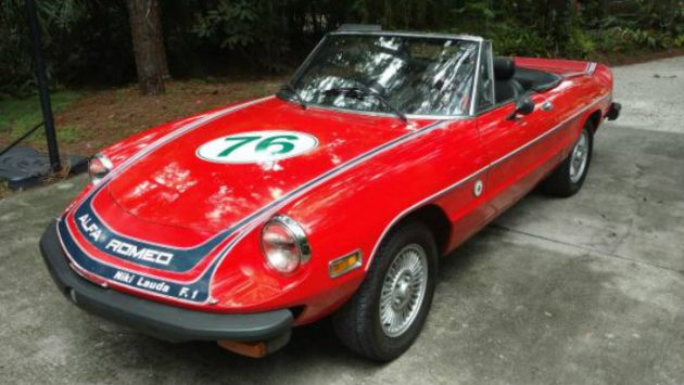 Special Edition Survivor: 1978 Alfa Romeo