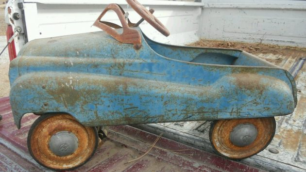 Pedal Cars For Sale - Barn Finds