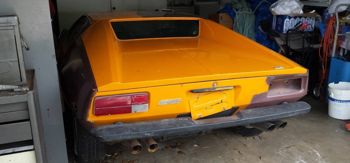 Another One Emerges 1974 Pantera Project