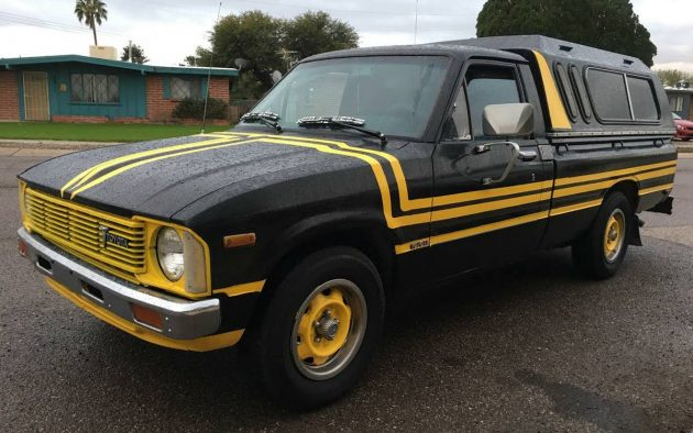 Yo! 1980 ToYOta Pick Up