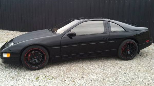 Attention Future Collectors: 1993 Nissan 300ZX 2+2