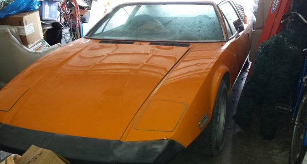 Another One Emerges: 1974 Pantera Project