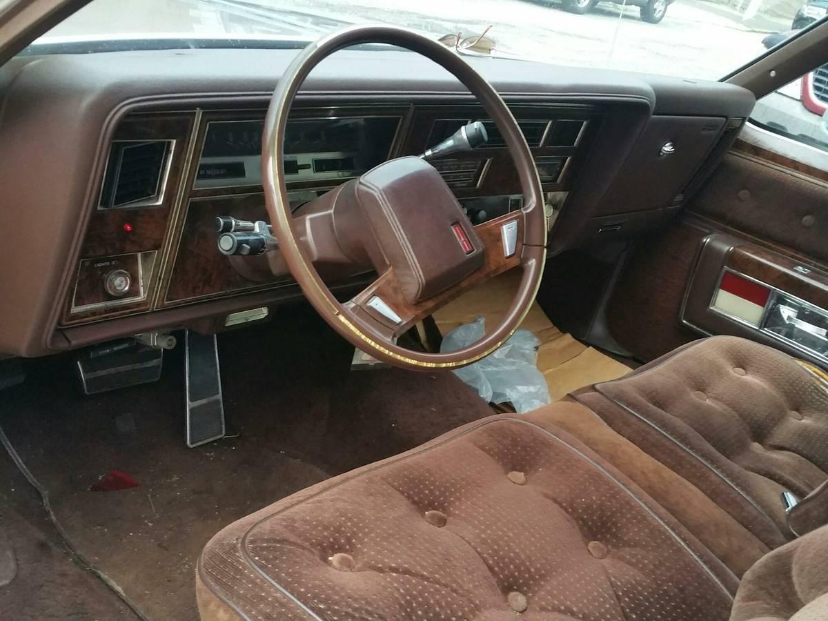 No Fever: 1984 Oldsmobile 98