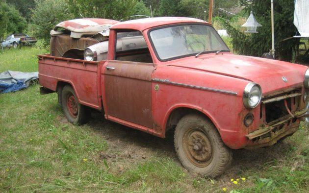 $900 Oddball Mini-Truck Project