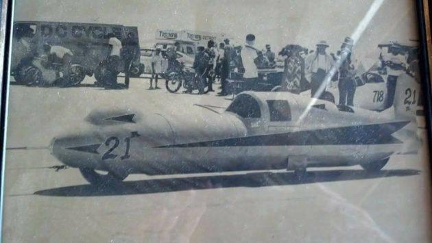 Salty Dog: 1966 Land Speed Racer