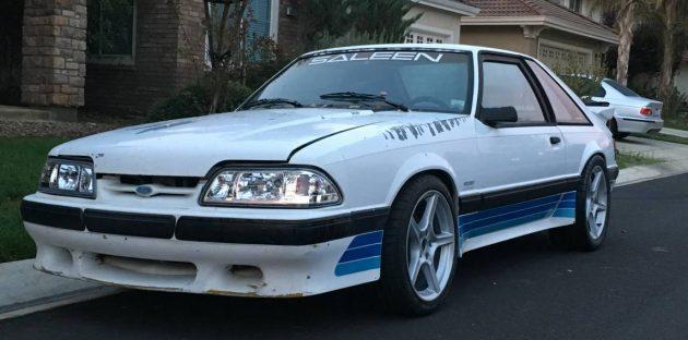 Needs Rescuing: 1989 Saleen Mustang