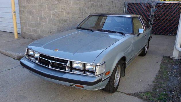 Straight Six And A Stick: 1979 Toyota Supra