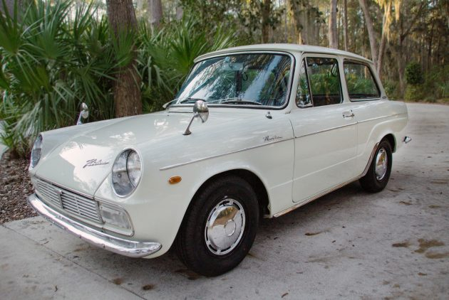 JDM Gem: 1967 Toyota Publica Deluxe