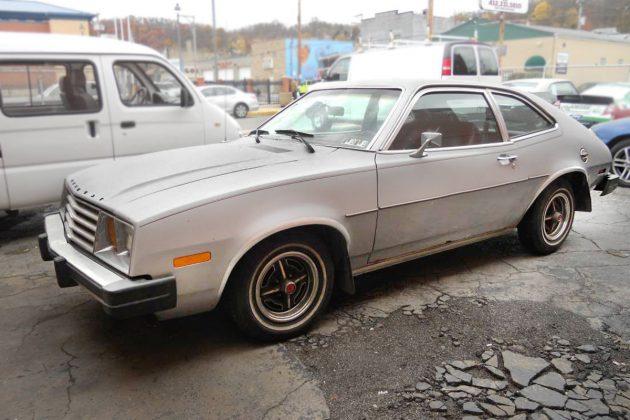 $2,450 Last Year Cat: 1980 Mercury Bobcat