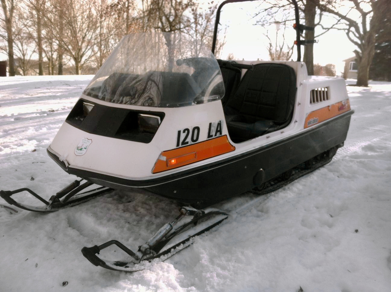 Elite Status: 1973 Ski-Doo Elite