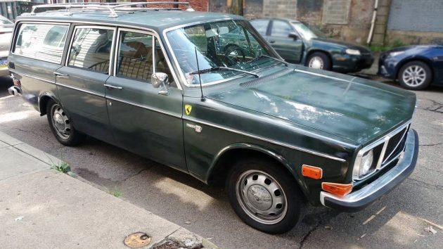 $3,500 Swede: 1971 Volvo 145S Wagon