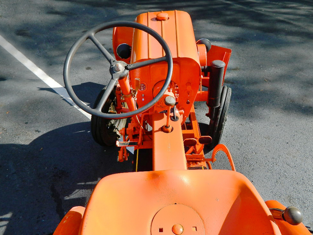 small great 1965 economy power king tractor